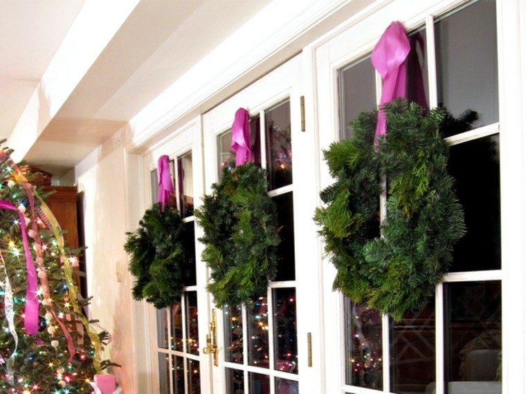lazos rosa decorado estilo lazos