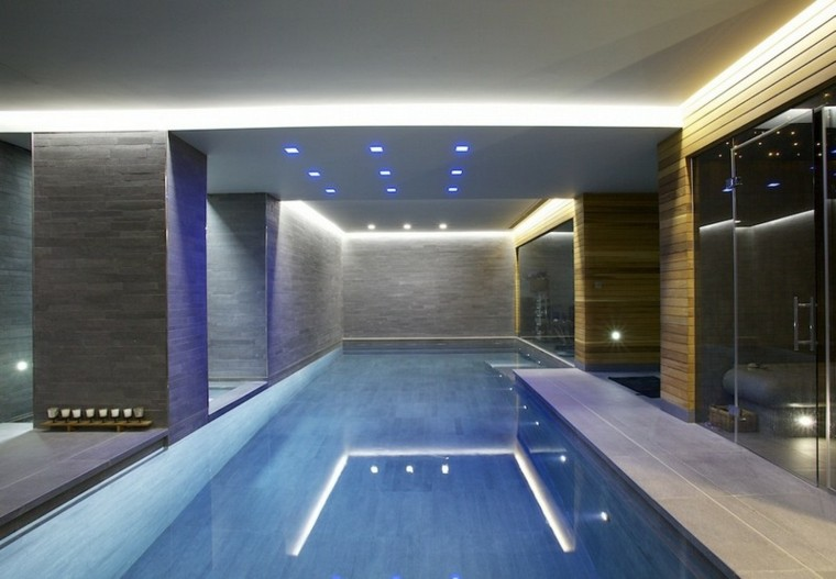 led fresco salon hogar minimalista