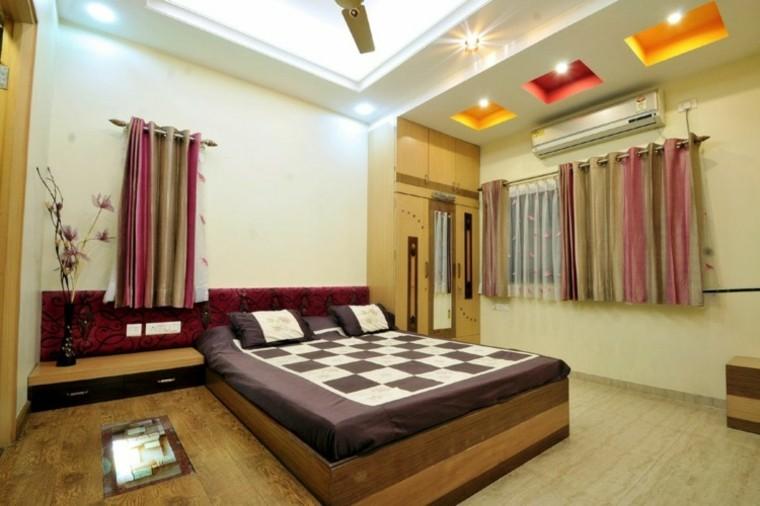 falso techo de dise o moderno cincuenta modelos. Black Bedroom Furniture Sets. Home Design Ideas