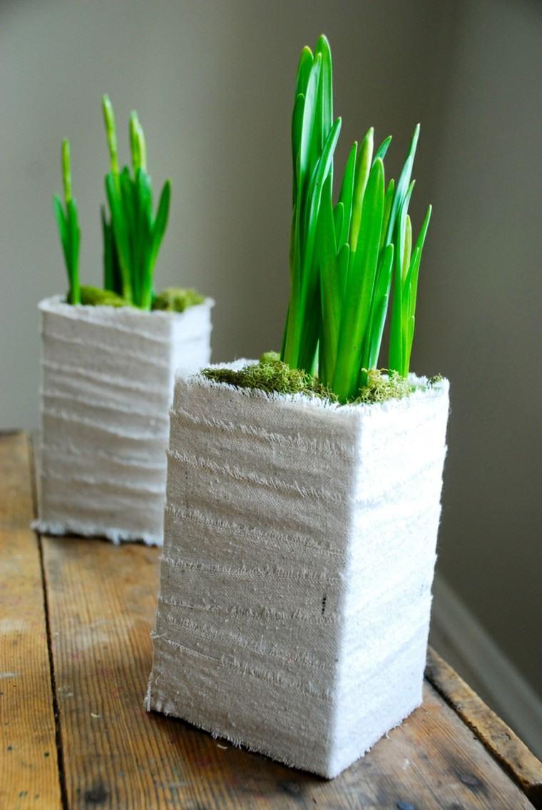 Manualidades faciles de hacer en casa 50 ideas - Como hacer puff artesanales ...