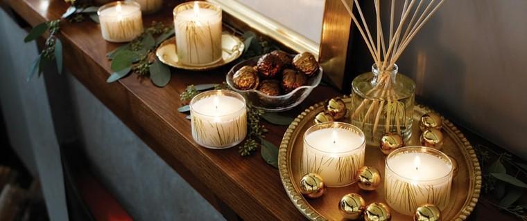 madera estilo casa diseño dorado