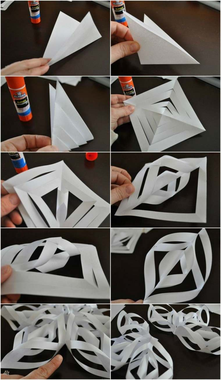 manualidades con papel goma papeles pegamento