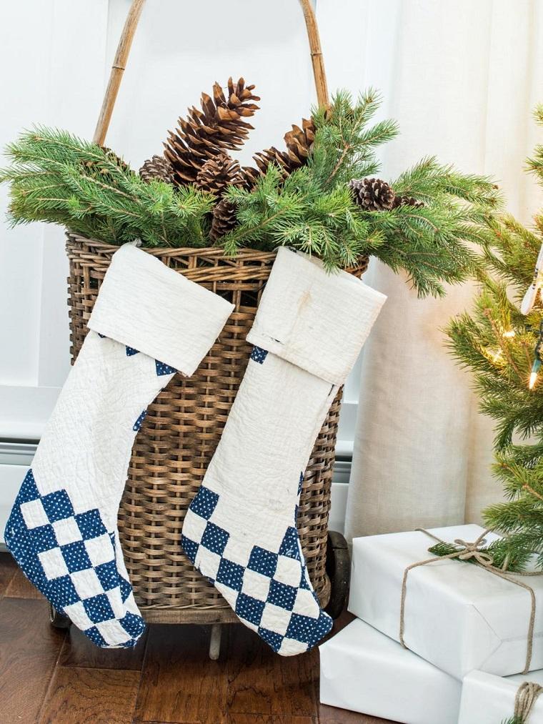 Manualidades de navidad 50 ideas para decorar - Decorar casa navidad manualidades ...