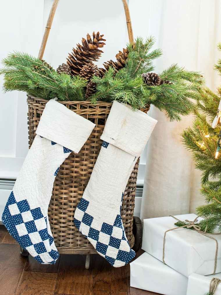 Manualidades de navidad 50 ideas para decorar for Manualidades para decorar la casa