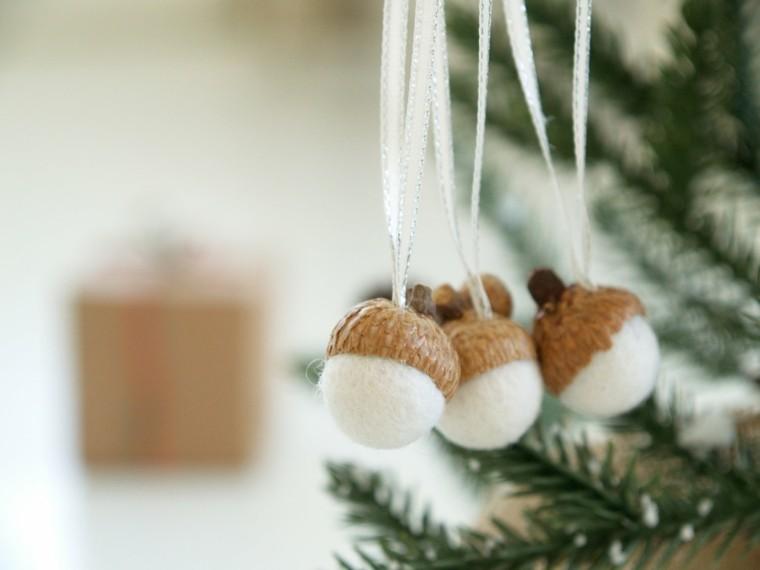 Decorar Casa Navidad Manualidades.Manualidades De Navidad 50 Ideas Para Decorar