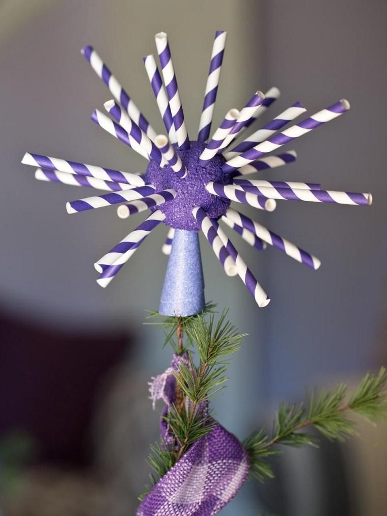 manualidades navidad originales ideas pico arbol ideas
