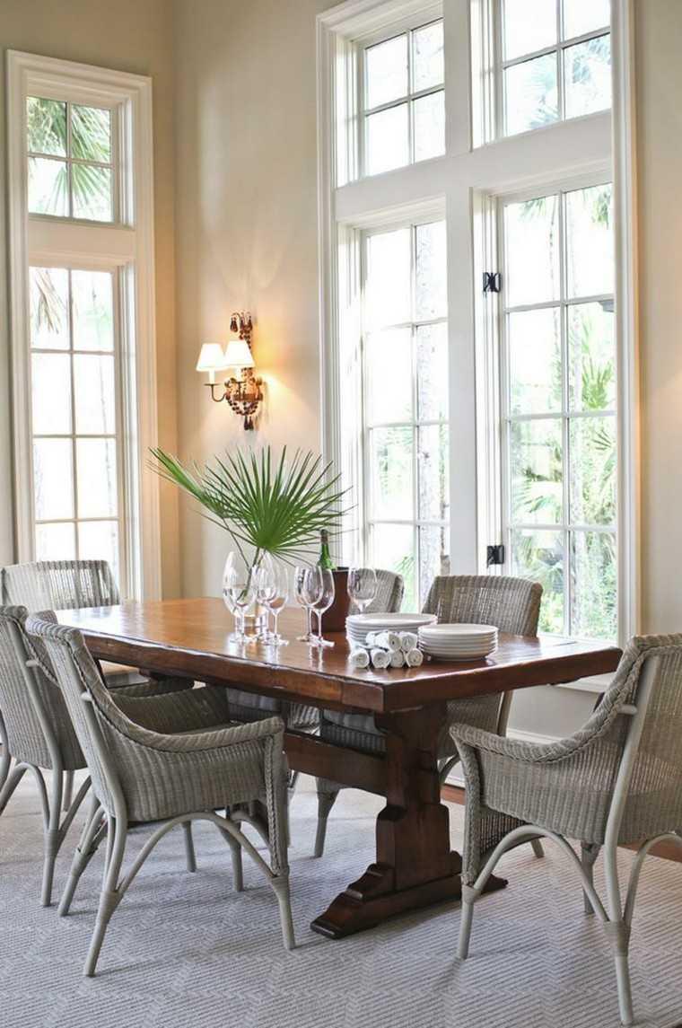 mesa caballete plantas centro calido