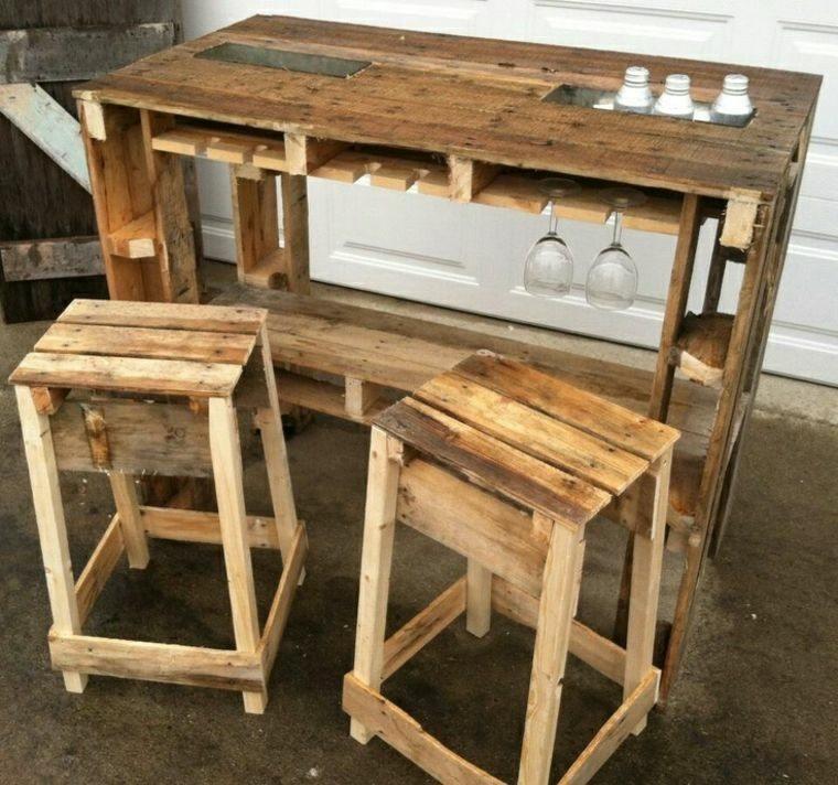 Cajas de madera usadas para fabricar muebles   75 ideas