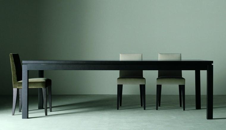 Mesas comedor ideas de madera elegancia y estabilidad - Mesas grandes de comedor ...