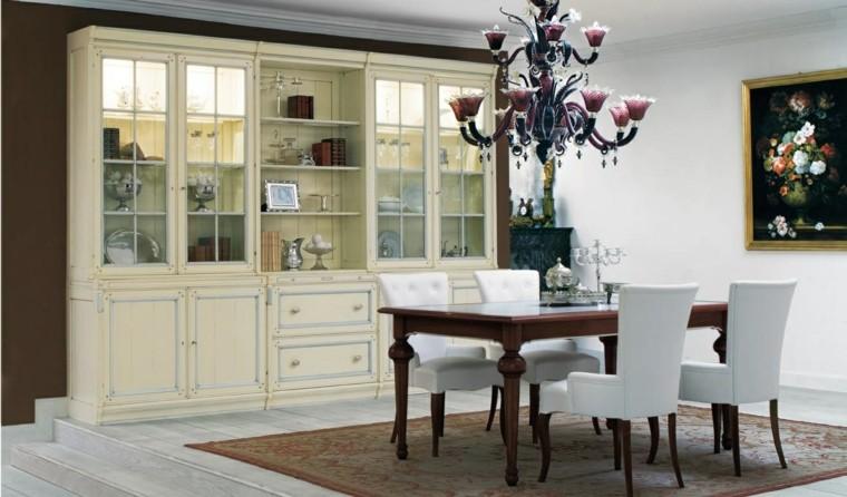 Mesas comedor ideas de madera elegancia y estabilidad for Comedor de muebles de madera blanca