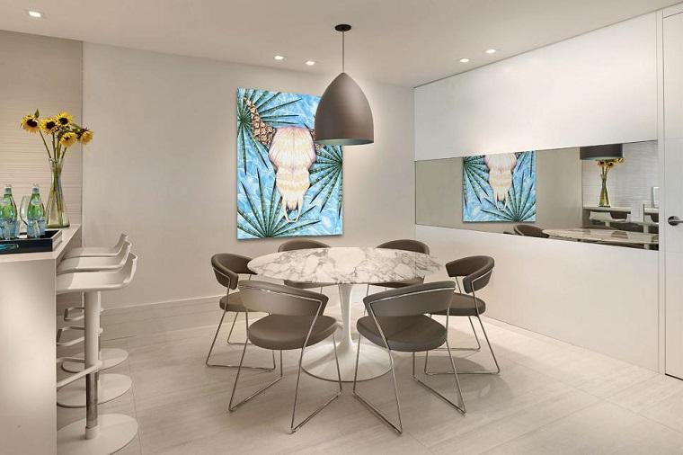 mesas-interiores-toros-decoraciones-sitios