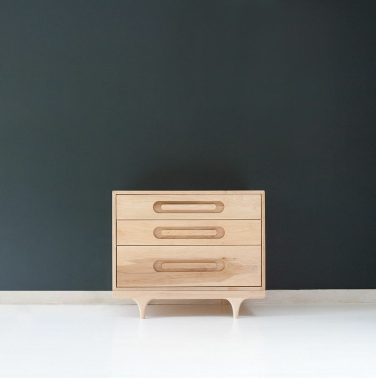 mobiliario infantil armario madera habitacion bebe ideas