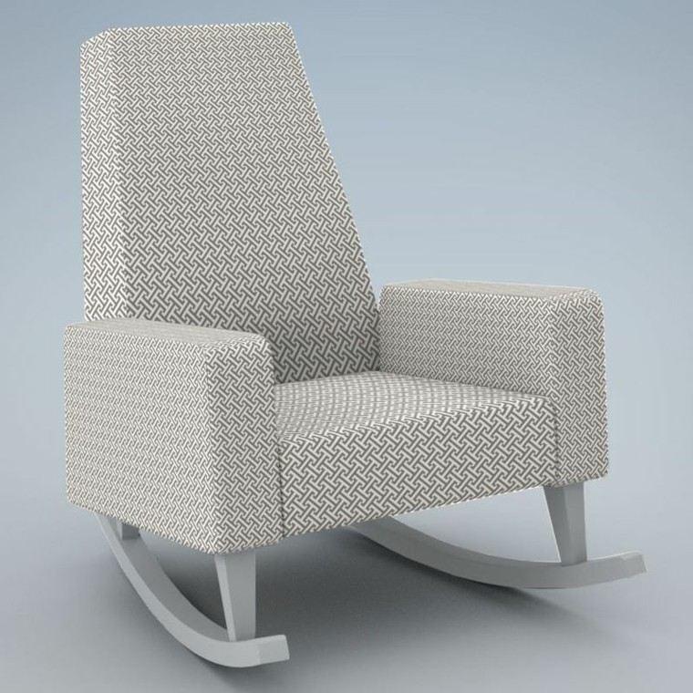mobiliario infantil sillon balanceante comodo ideas