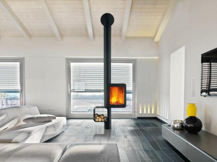 moderno creativo futurista diseño casa