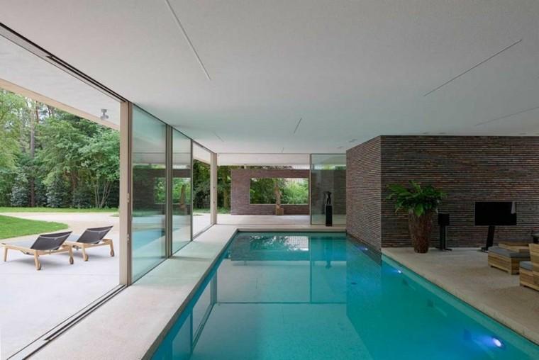 moderno led casa jardines tumbonas