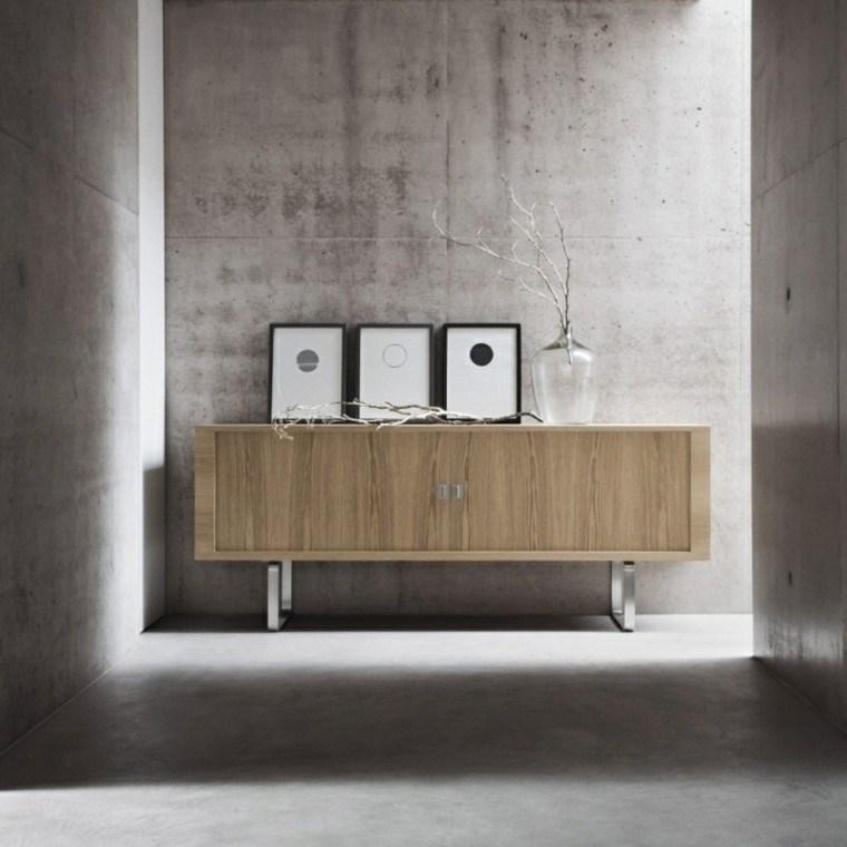 mueble comoda vestidor madera retro