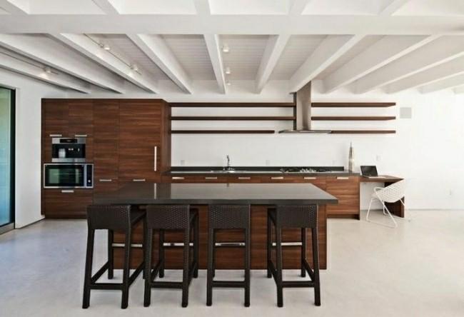 muebles madera estilo moderno