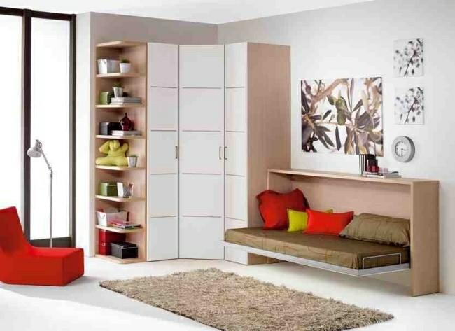 muebles dormirtorio juvenil madera laminada