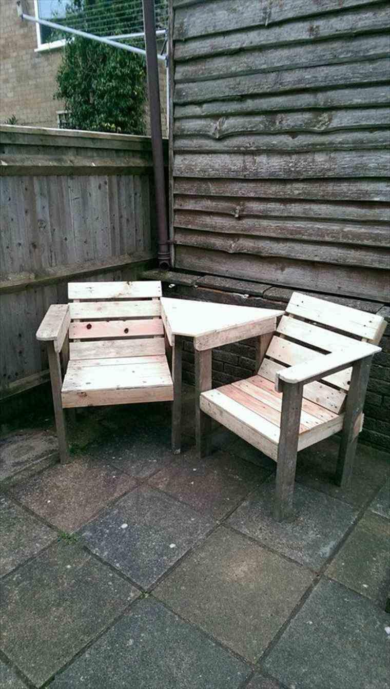 Cajas de madera usadas para fabricar muebles 75 ideas for Muebles palets madera
