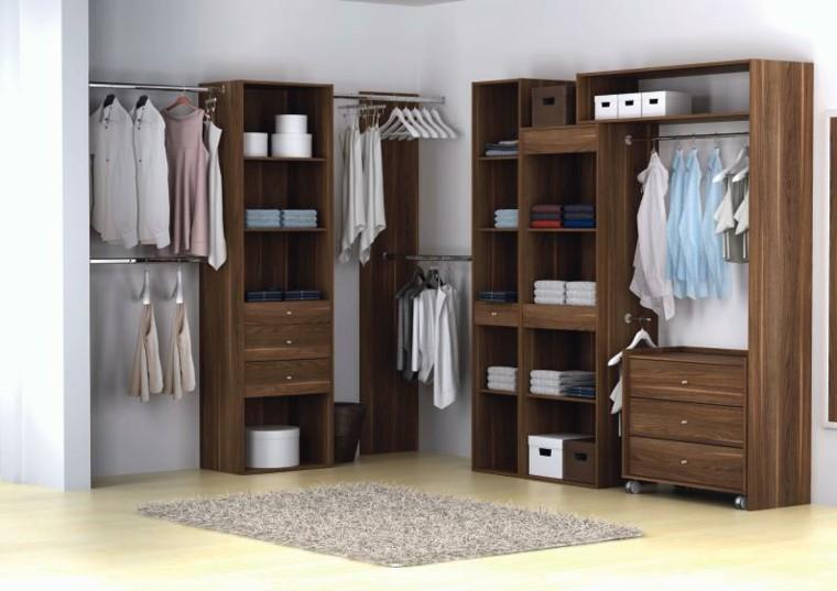 muebles vestidores madera laminada
