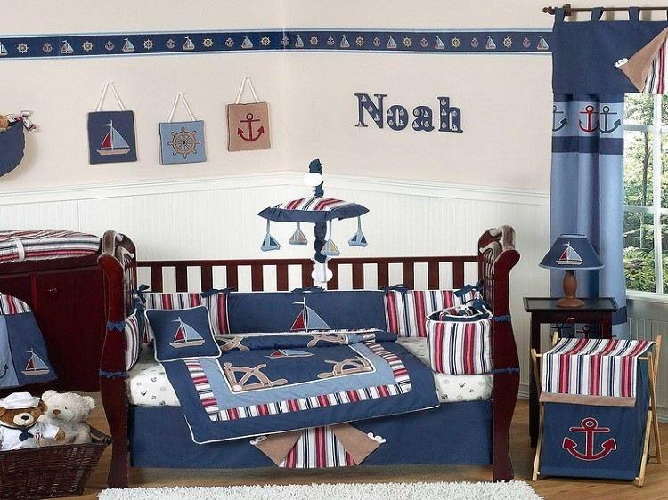 Dise o habitacion bebe y un mundo de ideas para decorar for Decoracion habitacion de bebe varon
