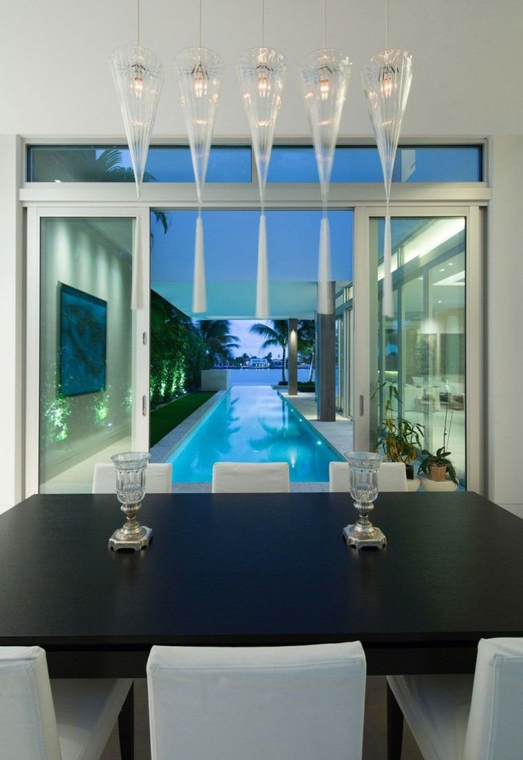 oasis moderno jardin piscina salon vista ideas