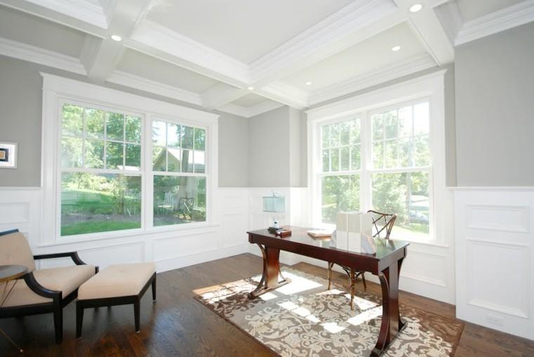 dsieño oficina clasica estilo minimalista