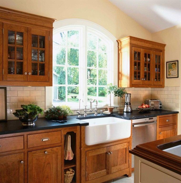 original diseño cocina lavadero corian