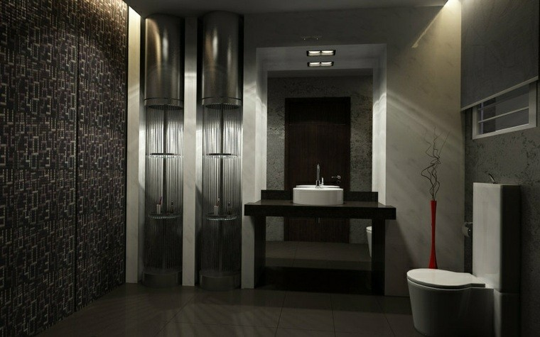 original diseño cuarto baño contemporaneo