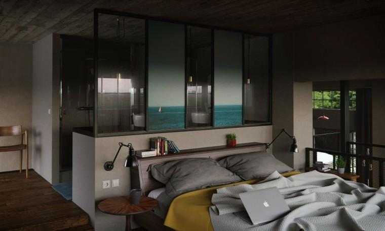 original diseño dormitorio foto mar