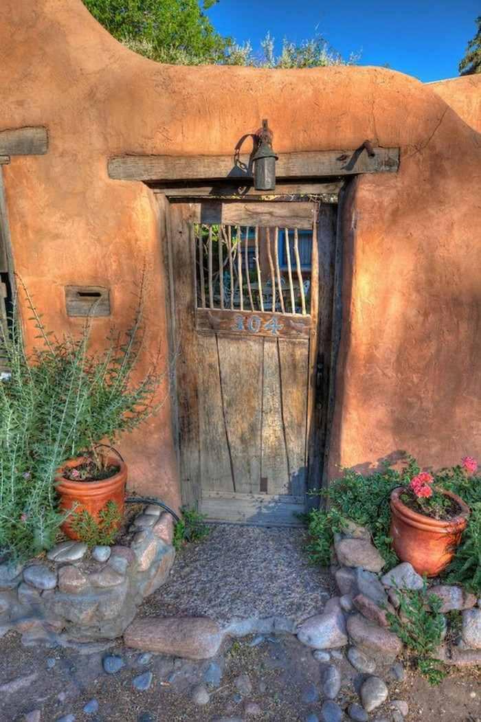 original puerta antigua num 304