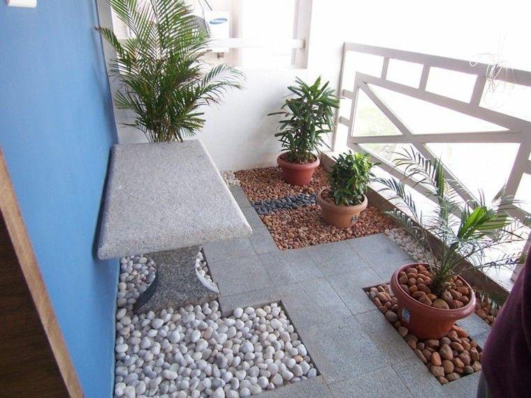 original diseño suelo terraza piedras