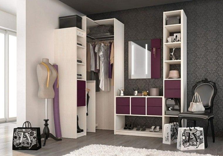 original diseño modulo zona vestidor