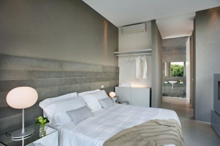 original diseño paredes cuarto cemento