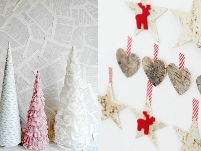 Manualidades para navidad cincuenta ideas originales - Adornos navidad originales ...