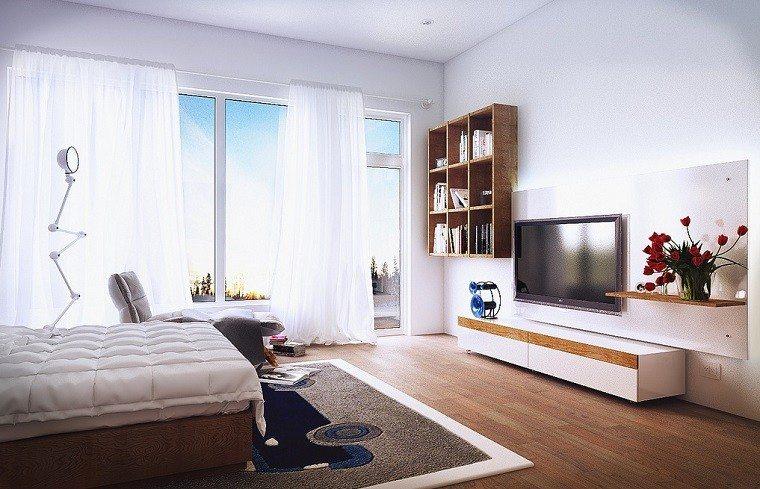 originales diseños habitaciones modernas adultos