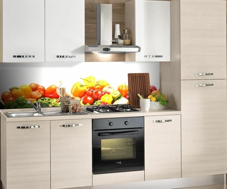 Paneles para cubrir azulejos cocina cocinas with paneles para cubrir azulejos cocina best - Paneles para cocinas ...