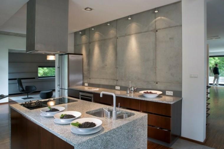 Paneles de pared para cocinas papel pintado colorido with - Panel decorativo cocina ...