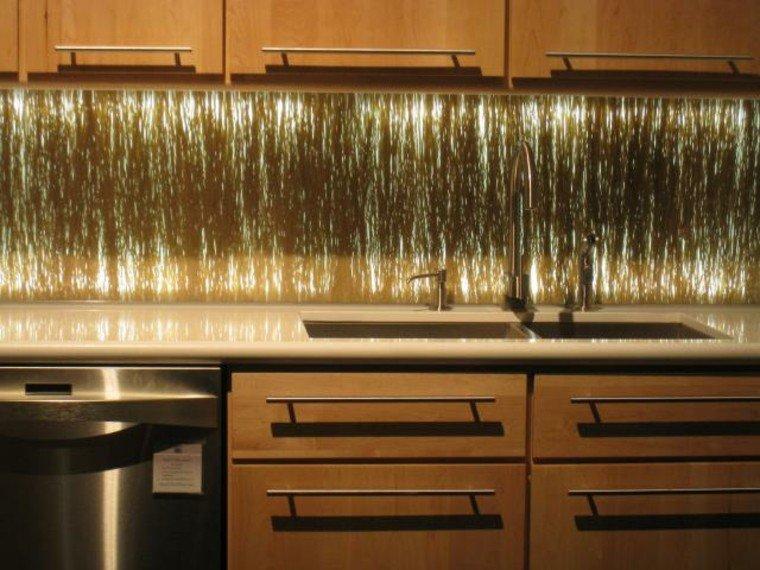 panel pared cocina moderna original interesante ideas
