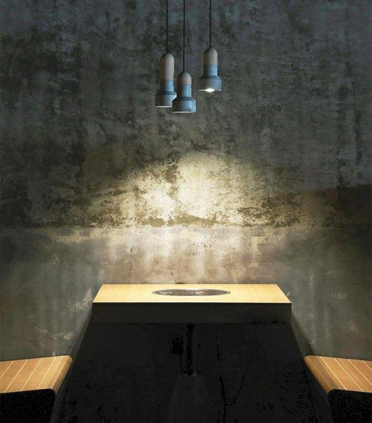 paredes hormigon armado diseño moderno