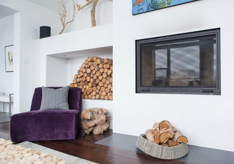 salon rustico casa museo sofa