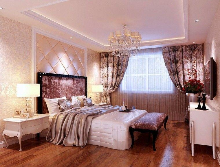 sencilla elegante habitacion decorado sbanas