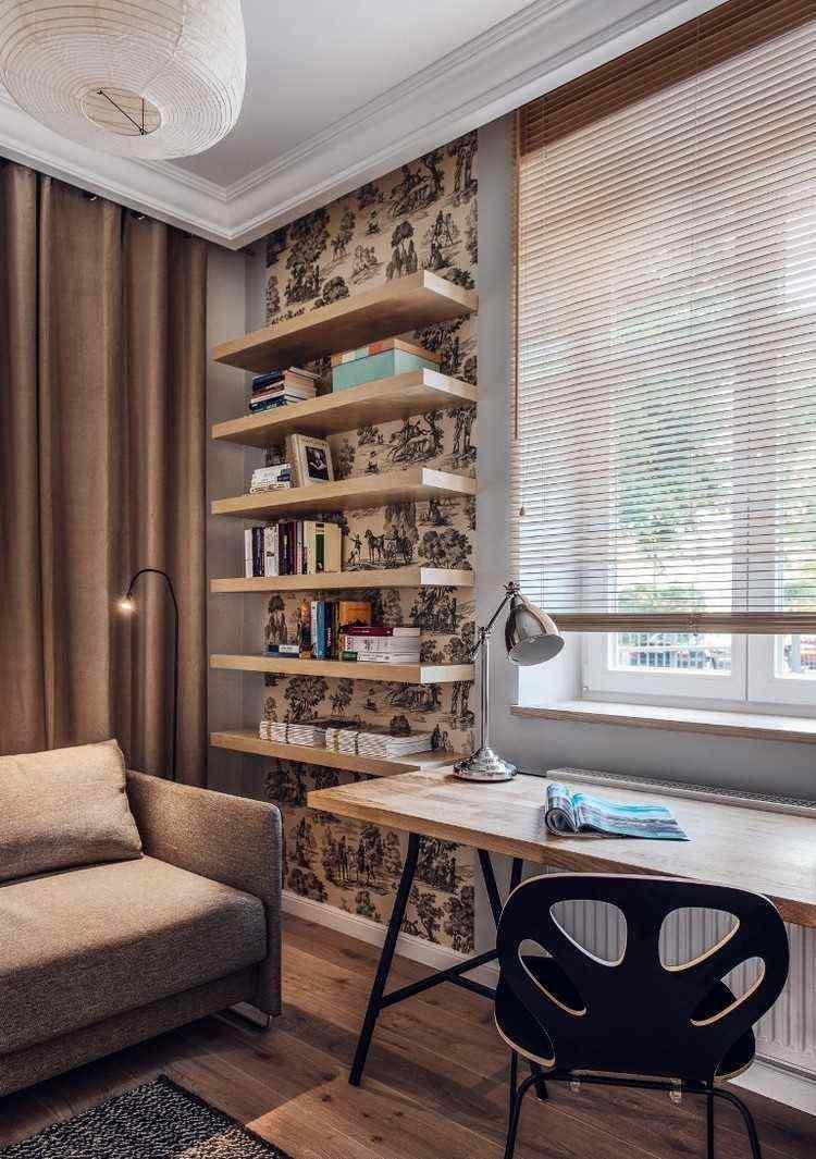 sillas diseño negro casa lamparas