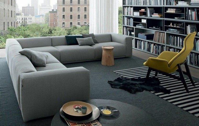 sofa diseño salon plato mesa edificio