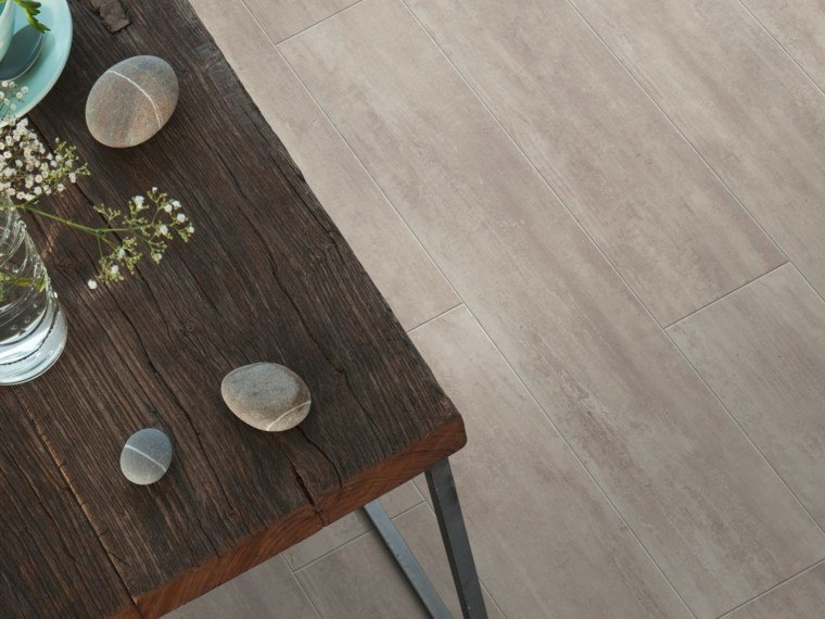 Suelo de ceramica imitacion madera cool suelo porcelnico - Baldosas imitacion madera ...