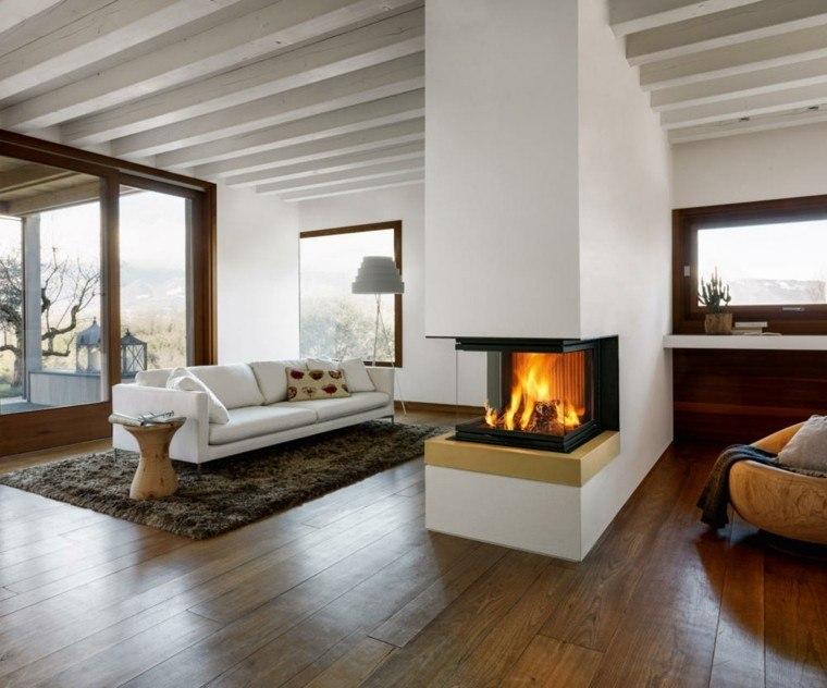suelo madera mesa diseño blanco