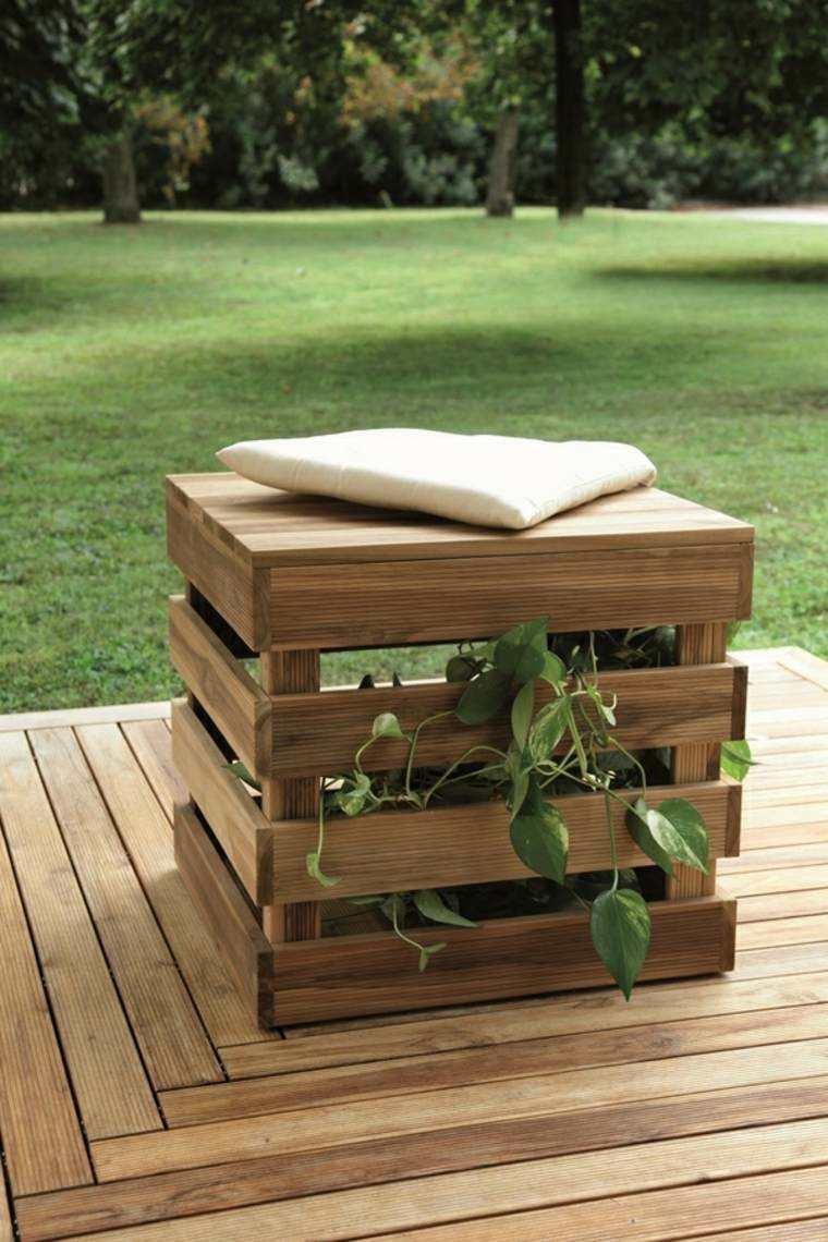 Cajas De Madera Usadas Para Fabricar Muebles 75 Ideas # Muebles De Jabas De Madera