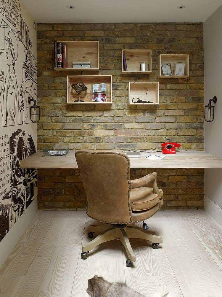 trabajar desde casa clasico paredes textura