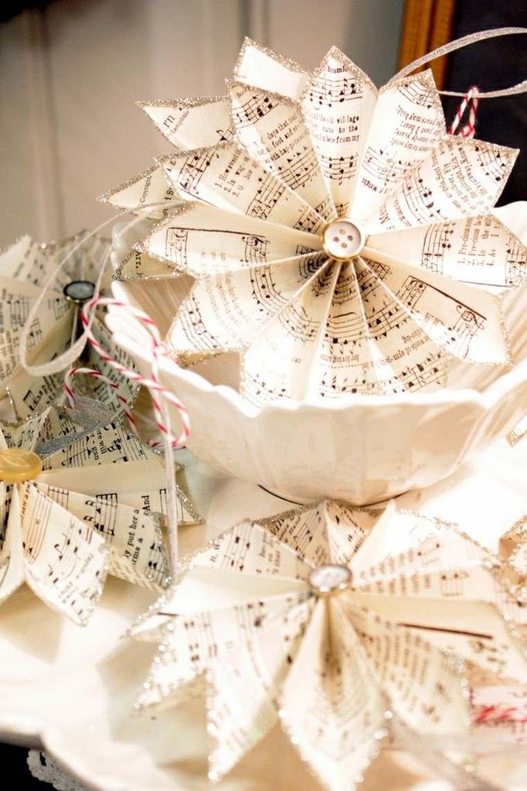 variante papel decorado estilo elegante