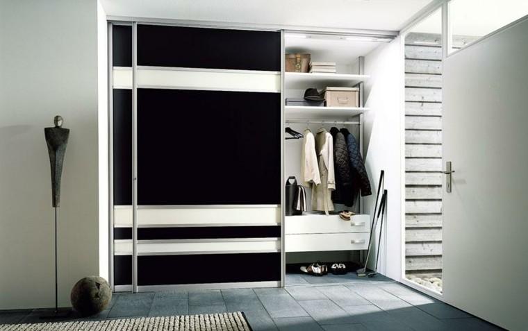 Vestidores grandes y armarios empotrados 50 ideas Diseno de interiores closets modernos